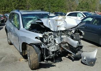 Pompa hamulcowa Toyota Highlander III