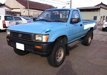 Pompa hamulcowa Toyota Hilux VI