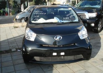 Pompa hamulcowa Toyota iQ
