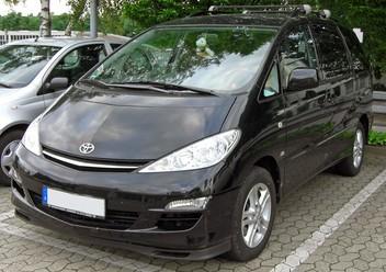 Pokrowce samochodowe Toyota Previa II
