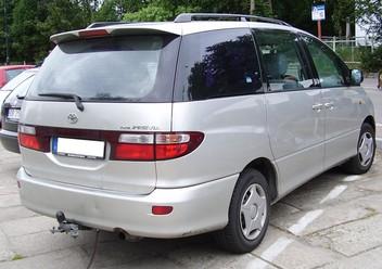 Pokrowce ochronne Toyota Previa III
