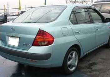 Podręczniki / Literatura / Przeglądy Toyota Prius I