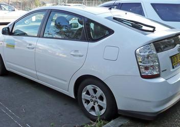 Pokrowce ochronne Toyota Prius II