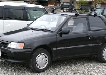 Dywaniki samochodowe Toyota Starlet