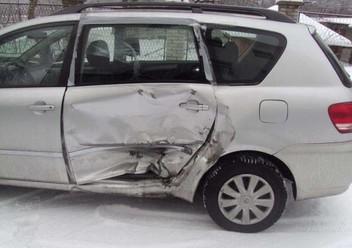 Szczęki hamulcowe przednie Toyota Verso FL
