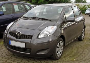 Podręczniki / Literatura / Przeglądy Toyota Yaris II