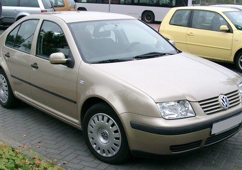 Podręczniki / Literatura / Przeglądy Volkswagen Bora