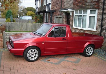 Linki hamulcowe Volkswagen Caddy Pickup