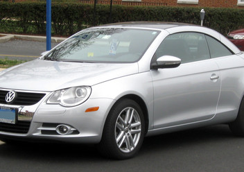 Regulator siły hamowania Volkswagen Eos