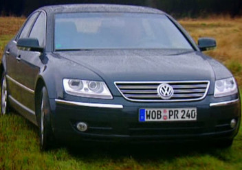 Pompa hamulcowa Volkswagen Phaeton