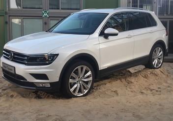 Linki hamulcowe Volkswagen Tiguan