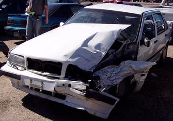 Serwo hamulca Volvo 850